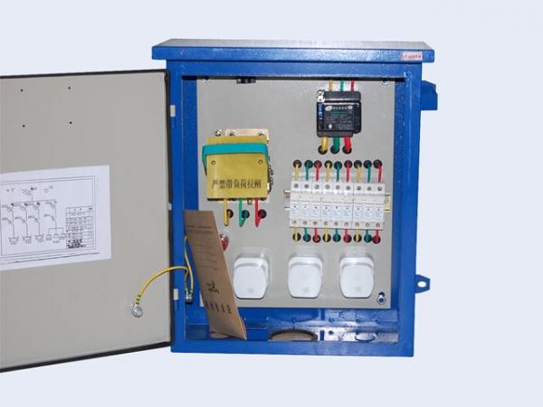 配电箱厂家解读配电箱安装方法